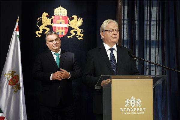 Kiderült – ide ment Orbán ma reggel, mielőtt találkozott Tarlóssal – fotó