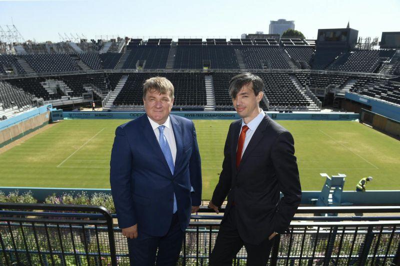 Lázár feljelentést tesz, közben nyomozók szállták meg a teniszszövetséget