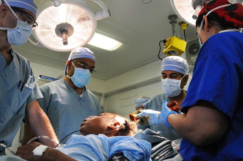 Mészárlás a kórházban: 456 beteget ölhettek meg