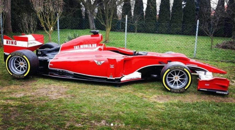 Száguldjon magyar F1-es szimulátorral!