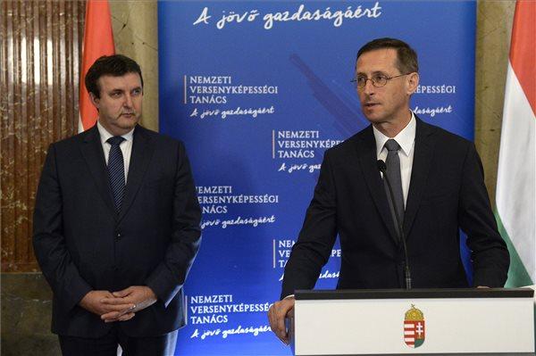 Varga Mihály: Magyarország az öt legélhetőbb ország egyike kíván lenni Európában