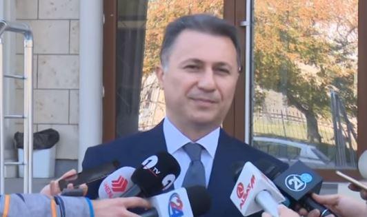 Megszólalt a Miniszterelnökség a Magyarországra szökő volt macedón miniszterelnökről