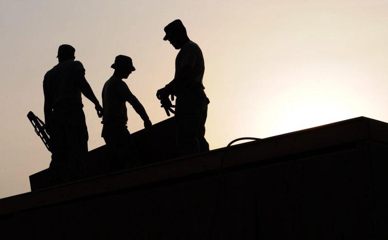 Egyre több a feketemunkás az építőiparban