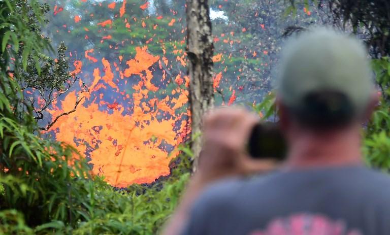 Újabb házak lettek a Kilauea vulkán martalékává Hawaiin