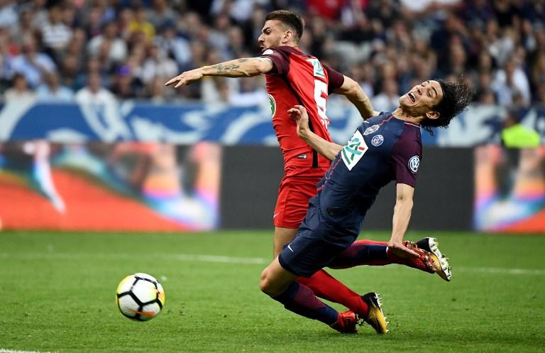 A PSG nyerte a döntőt