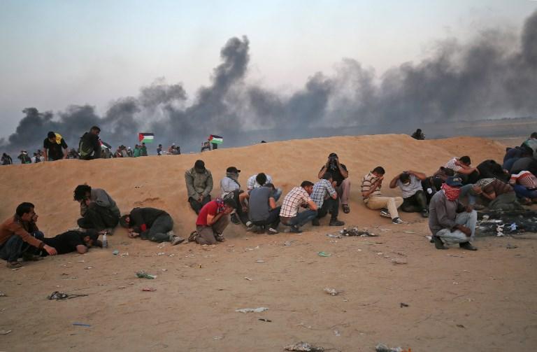 Izrael ismét légicsapást mért a gázai övezetre