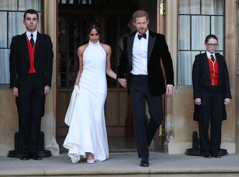 Harry herceg el és felesége elhalasztja a nászutat