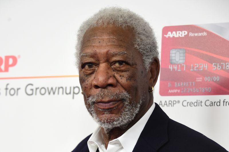 Morgan Freeman: Az életem 80 évét megpróbálja aláásni a média egy szempillantása alatt