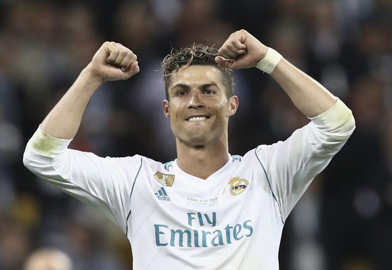 Cristiano Ronaldo már 33 éves, és most nagy bejelentésre készül