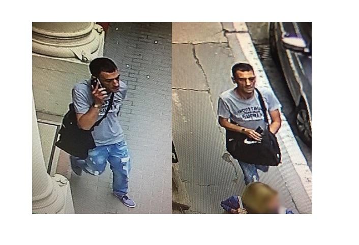 Tanári szobából lopott Józsefvárosban, körözi a rendőrség – fotó