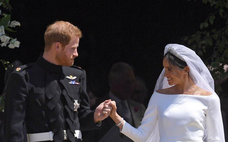 Nem kér a nászajándékokból a hercegi pár