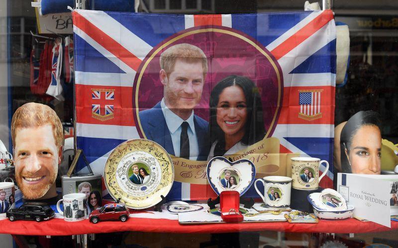 Nézze velünk élőben a királyi esküvőt