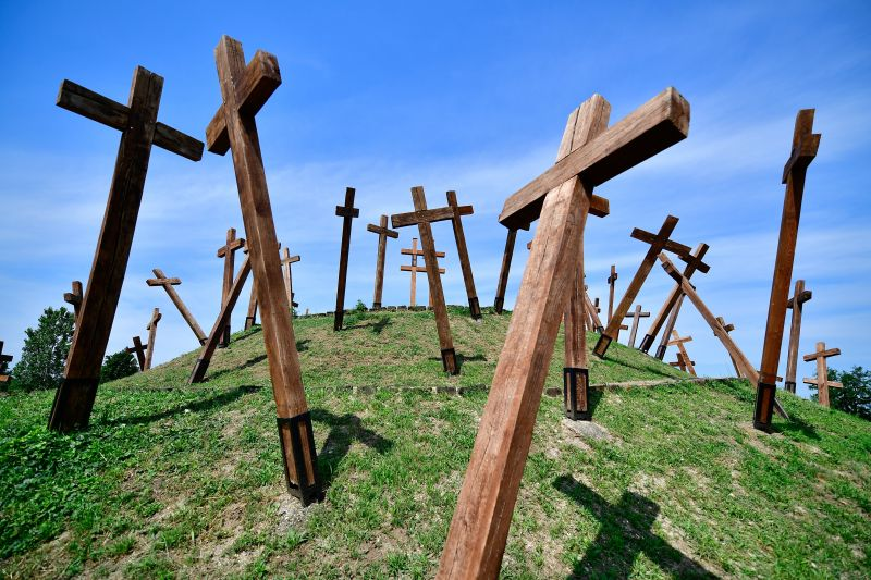 Felújították a muhi csata emlékművét