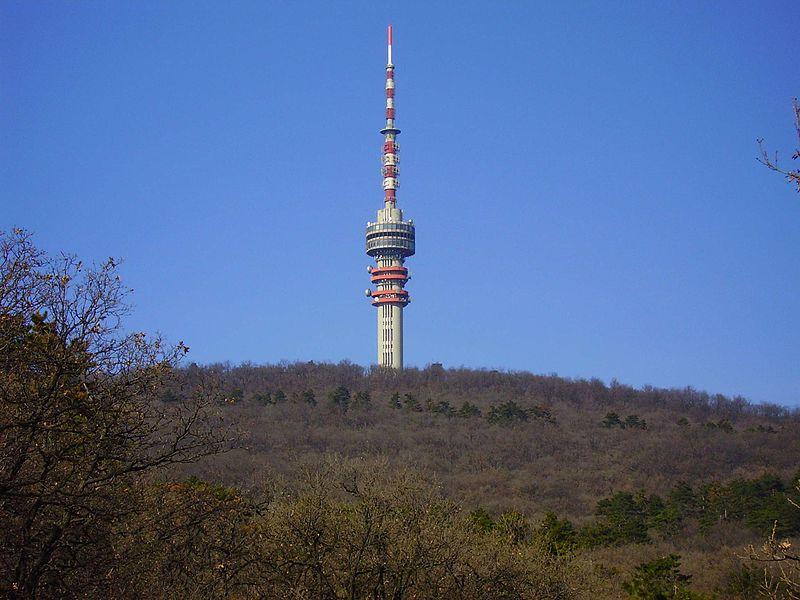 Idén is megmászták a pécsi TV-tornyot a tűzoltók – videó