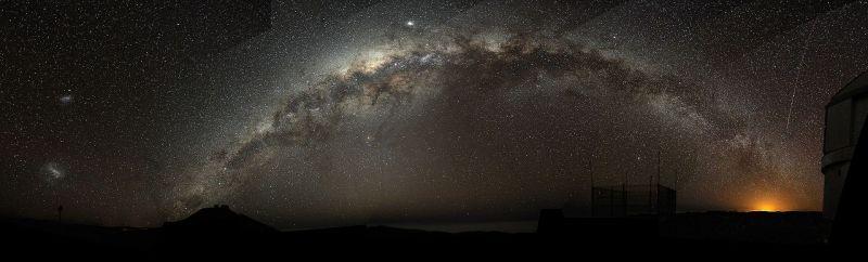 Nagyobb a Tejútrendszer galaktikus korongja, mint ahogy azt eddig tudtuk