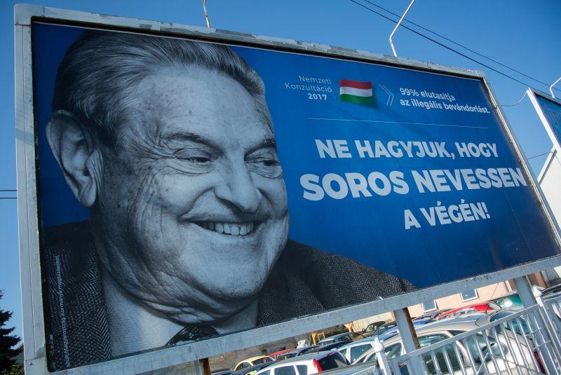 Jól bevált, ezért folytatódik a Fidesz apokaliptikus Soros-víziója