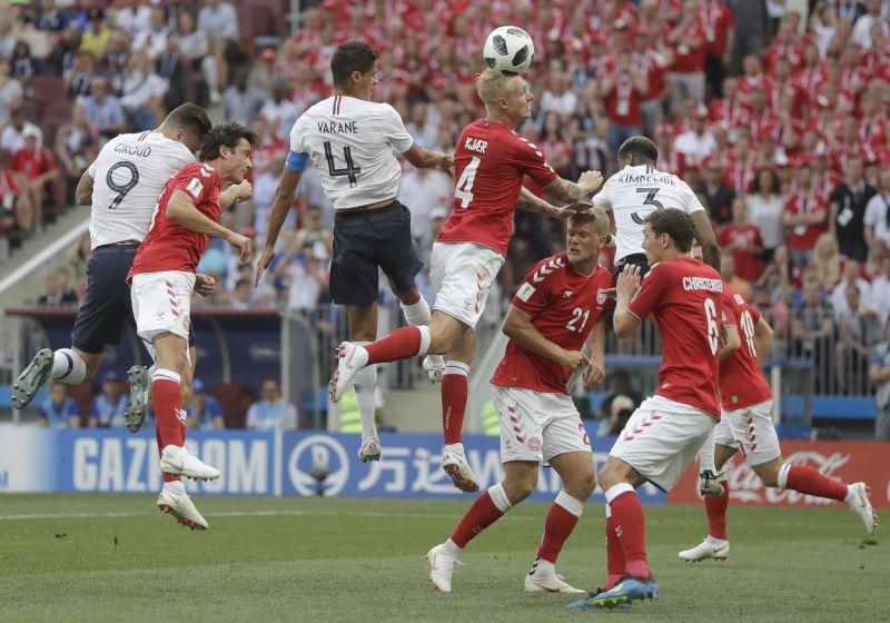 Döntetlent játszott Dánia Franciaországgal