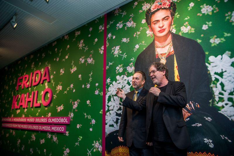Frida Kahlóval egy legenda érkezett Budapestre