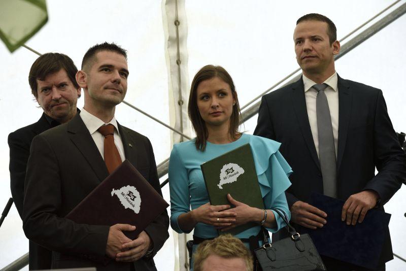 A parlamentben maradó Dúró Dóra szerint új pártja majd jobb lesz, mint a Jobbik volt