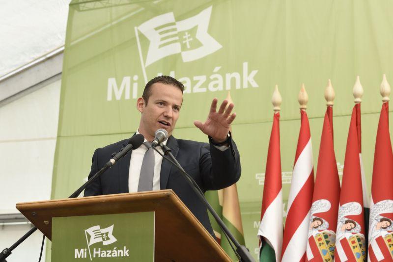 Toroczkai szerint nincs életképes ellenzéki párt Magyarországon
