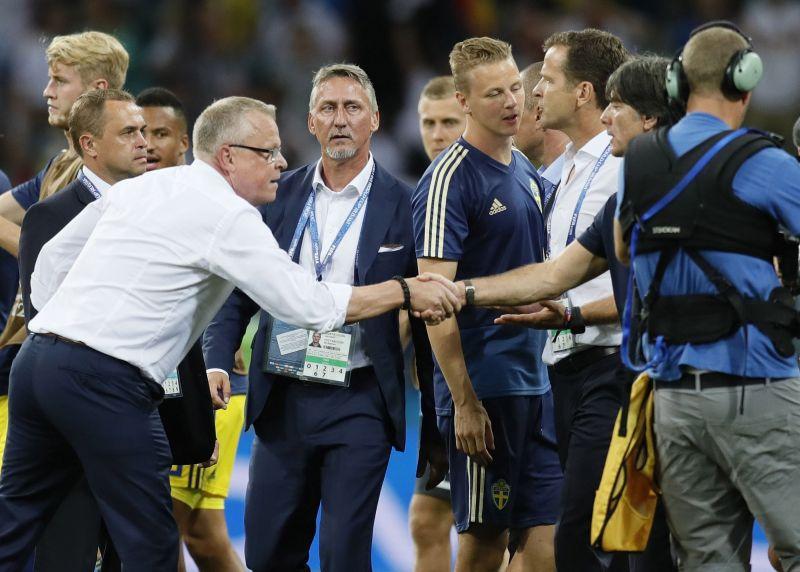 A németek elnézést kértek a meccs utáni balhézás miatt