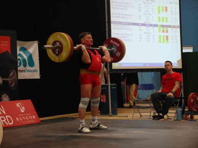 Budapesten rendezik a Masters súlyemelő Eb-t félezer versenyzővel