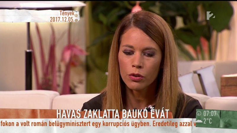 Szájba lőtte magát Baukó Éva volt eltartója
