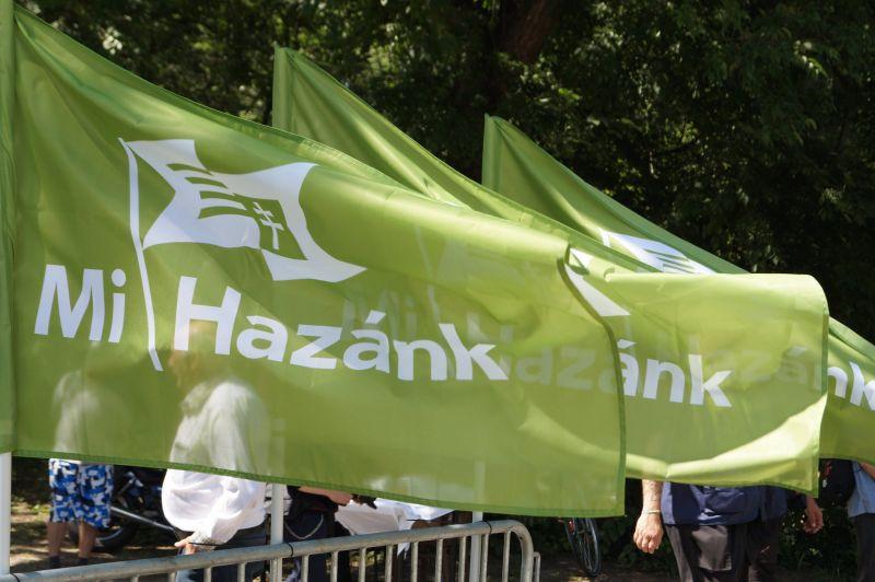 Párt lesz a Jobbikot elhagyókat tömörítő Mi Hazánk Mozgalom, Dúró Dóra beviszi őket a parlamentbe