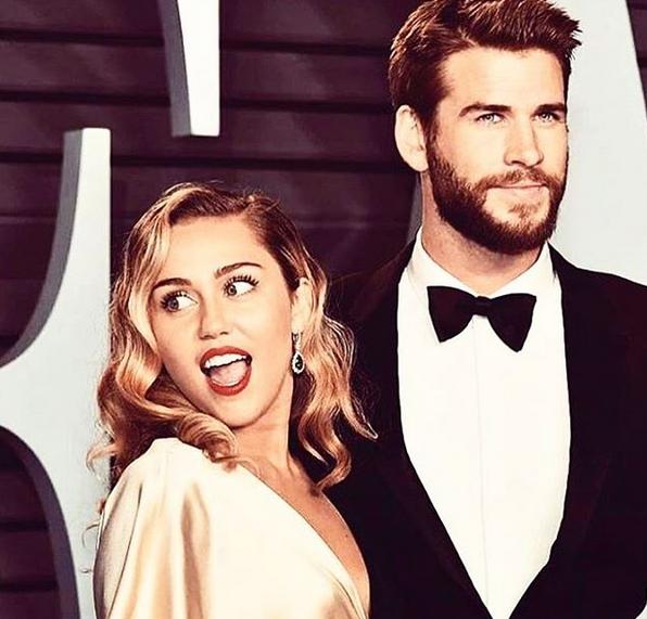 Kismalacok rohangáltak Miley Cyrus titkos esküvőjén
