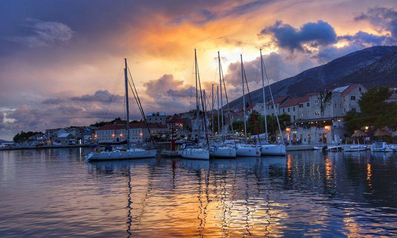 A horvát tengerpart a legnépszerűbb