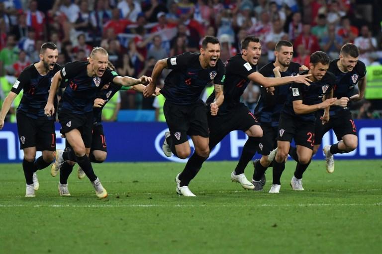 Horvátország az elődöntőben