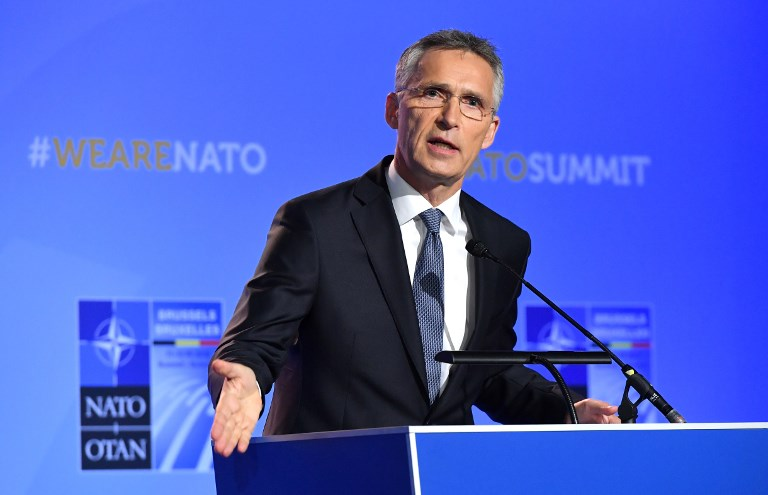 A NATO az elrettentés mellett párbeszédre is törekszik az oroszokkal