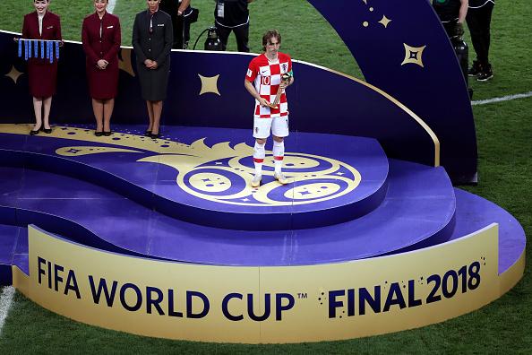 vb2018 – Luka Modric lett a torna legjobb játékosa