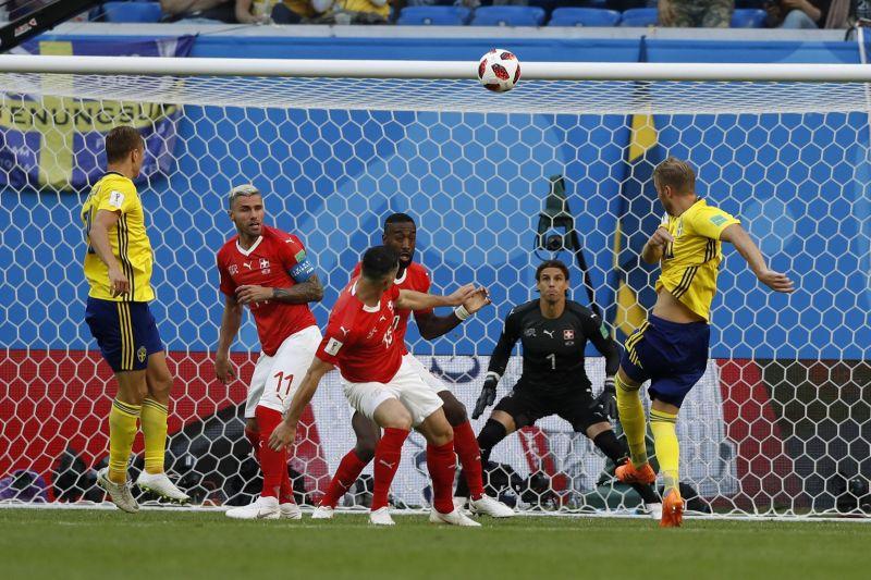 24 év után ismét vébé-nyolcaddöntős lett Svédország