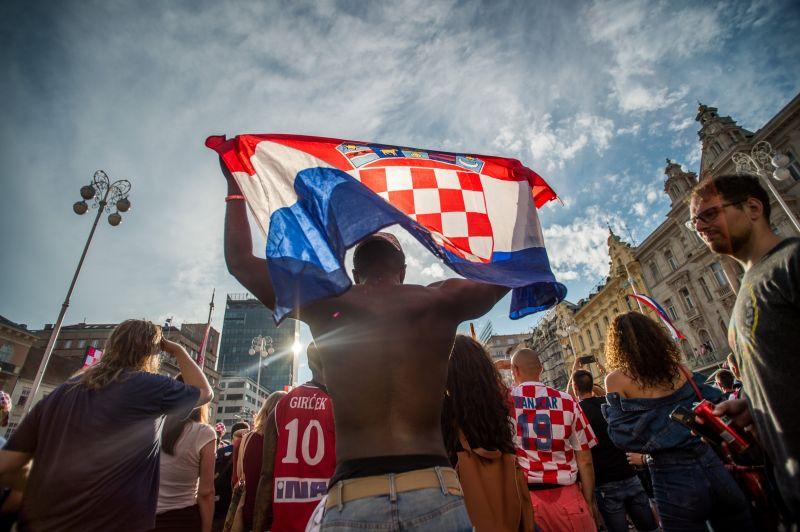 Bár Horvátország elveszítette a döntőt, de büszkévé tette a nemzetet és elnyerte a világ szívét