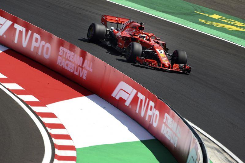 Hungaroring: Vettel új körrekorddal nyerte a harmadik szabadedzést