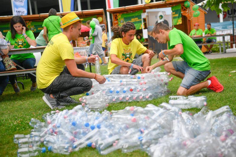 Campus Fesztivál: megnyílt az Egyetem-tér a nulladik napon