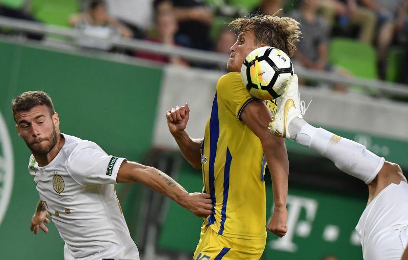 Egyik magyar csapat sem várja előnyből a visszavágót az európai kupákban