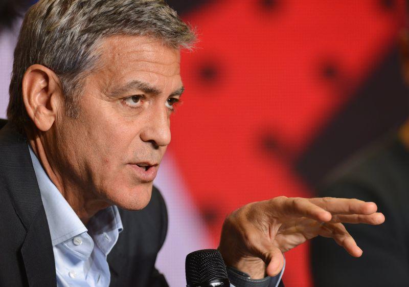 Clooney a legjobban kereső színész