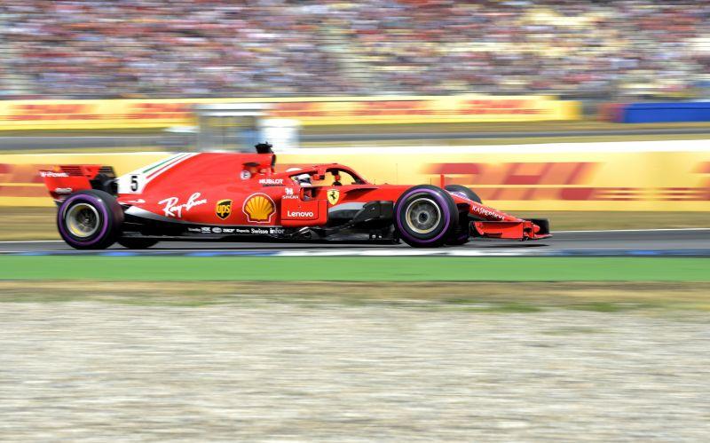 Vettel hazai közönség előtt mutatta meg, miért ő az egyik legjobb