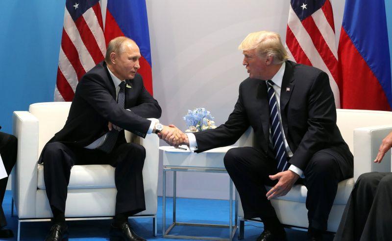"""Trump: """"a legkönnyebb találkozóm Európában talán Putyinnal lehet"""""""