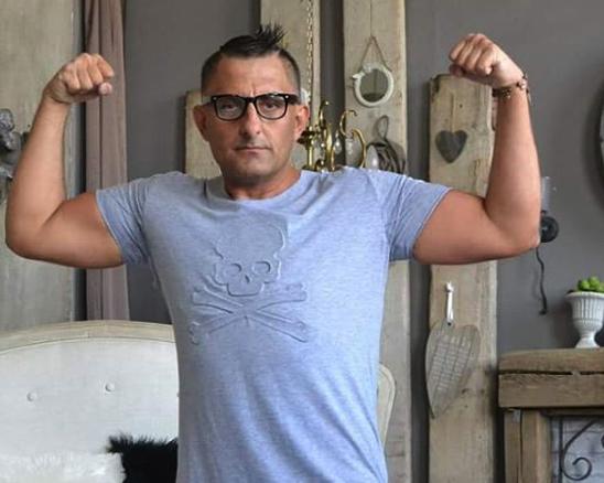Gáspár Győző a családja miatt választotta a kórházi kezelést