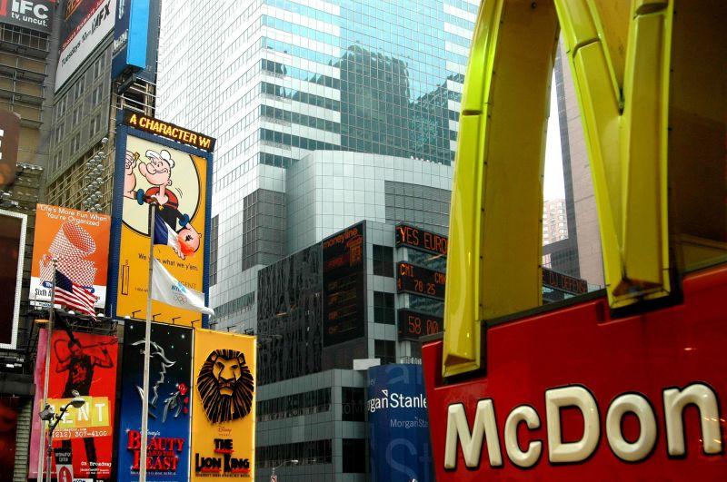 Házhozszállítás lesz a McDonald's-nál!