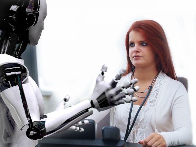 Felmérés: az emberek 93 százaléka elfogadná a robotoktól érkező utasítást