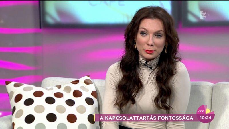Rúzsa Magdi beszélt a gyermekvállalási terveiről