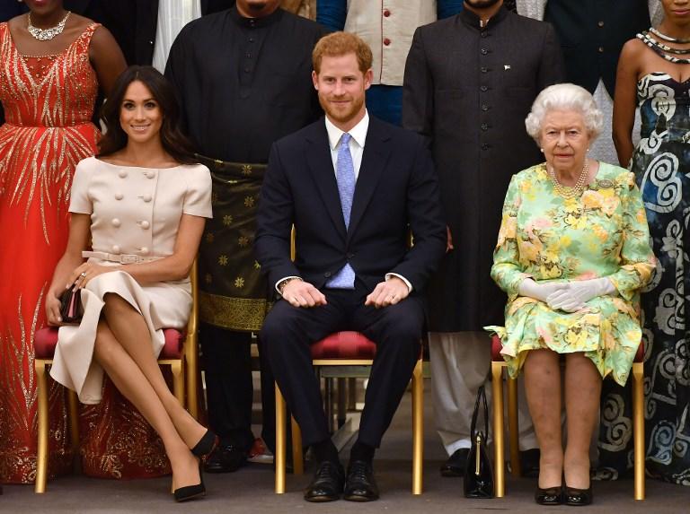 Elég csúnyán beszólt a brit királyi családnak Meghan hercegné édesapja