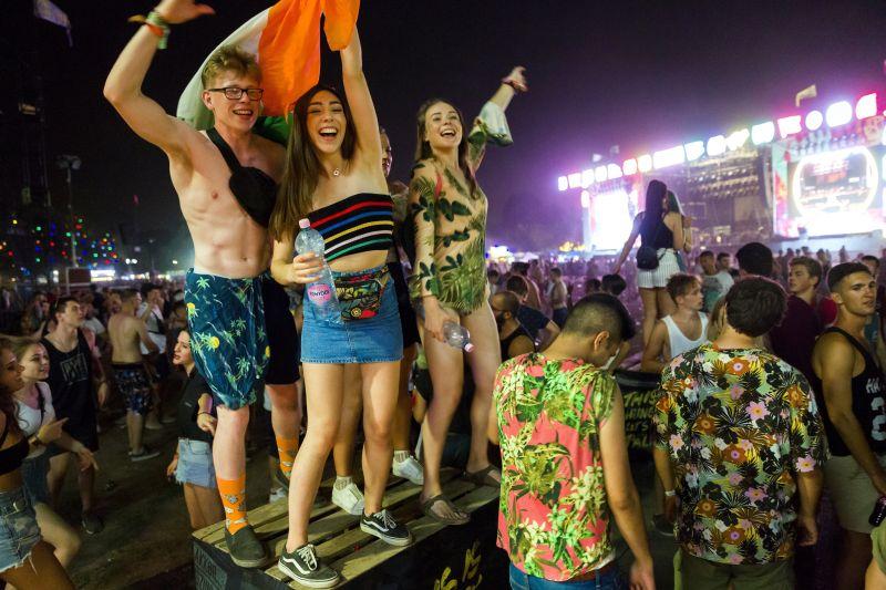 Botránnyal indult a Sziget Fesztivál