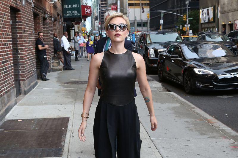 Scarlett Johansson a világ legjobban fizetett színésznője a Forbes szerint