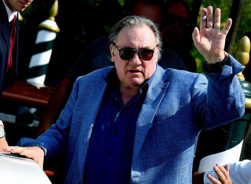 Nemi erőszakkal és zaklatással vádolják Gerard Depardieu-t