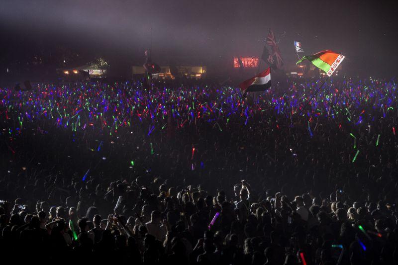 Új látogatócsúcs lehet, több mint félmillióan buliztak a Szigeten